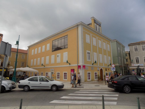 Building of School of Maritime Studies in Mali Lošinj