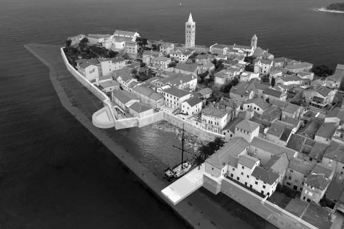 Medieval Rab – a maritime centre