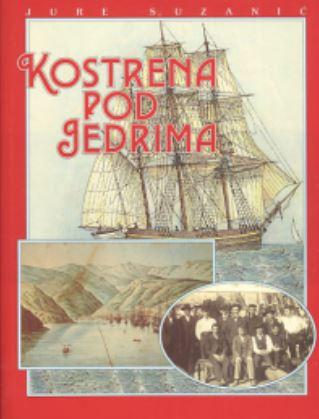 Jure Suzanić, Kostrena under sails