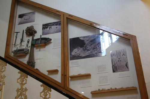 Sergej Mašera Maritime Museum's fishing collection Piran