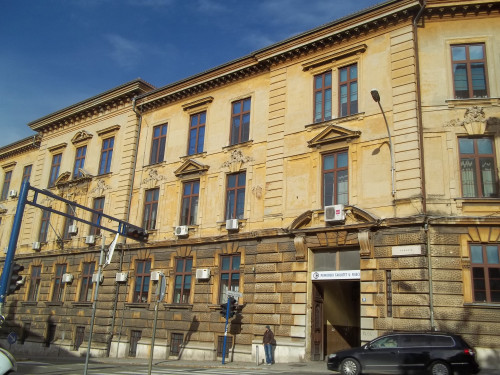 Faculty of Maritime Studies in Rijeka