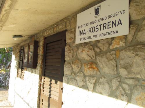 Underwater activities club INA Kostrena