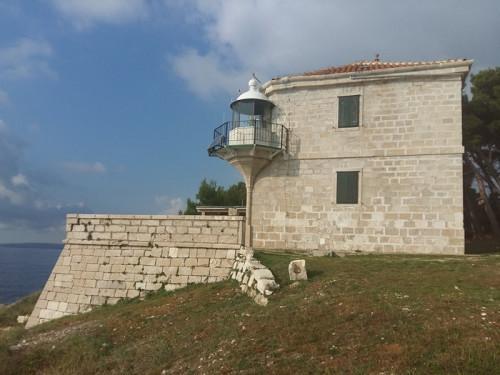 Lighthouse Cape Crna Punta