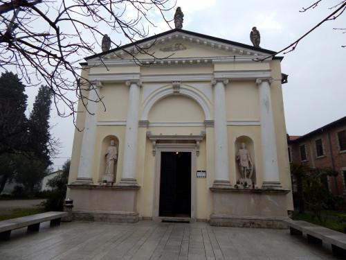 Chiesa di Nostra Signora dell'Epifania a Strugnano (Strunjan)