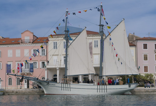 Interpretation center of maritime heritage of island Lošinj