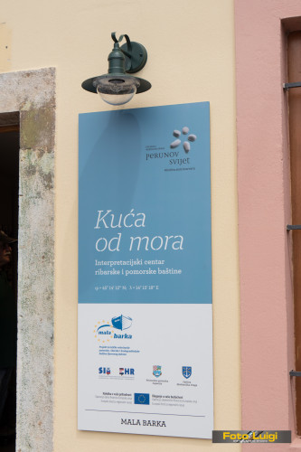 """Eco – Museum """"House of the Sea"""""""