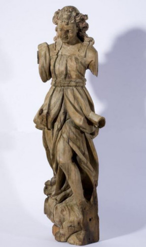 Figurehead from holdings of Maritime and history museum of the Croatian littoral Rijeka
