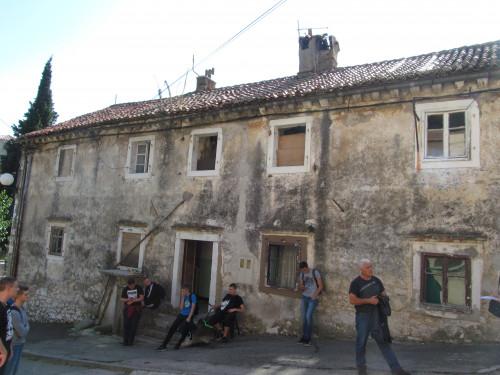 Old hospital, Bakar